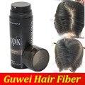 MARRÓN OSCURO/NEGRO/negro/GRIS 9 color de toppik hair building fibers Adelgazamiento botella de fibras naturales mástiles y áreas de Calvicie