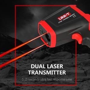 Image 3 - UNI T UTi80 Thermal Imaging Camera Digital Thermometer Imager Infrared Camera 4800 pixels High Resolution Color Screen