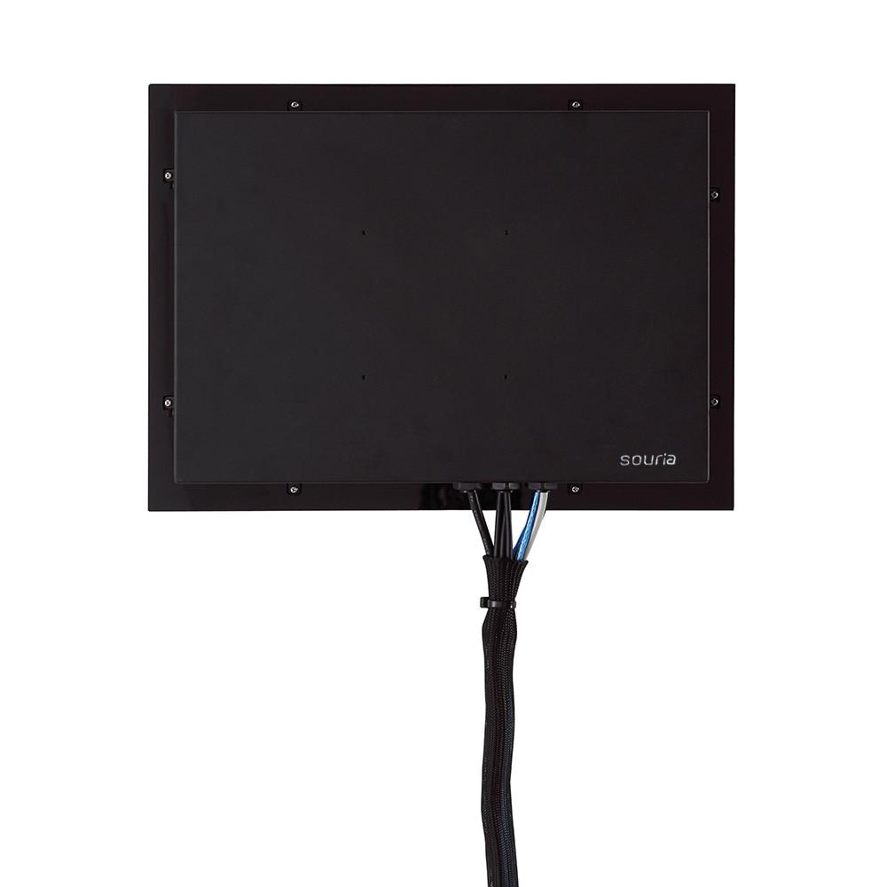 Souria 32 inci IP66 Waterproof Kamar Mandi Full HD LED TV Hotel Mewah - Audio dan video rumah - Foto 2