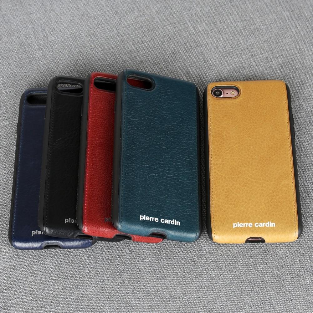 För Apple iPhone 7 8 plus telefonväska Pierre Cardin Anti-knock - Reservdelar och tillbehör för mobiltelefoner - Foto 5