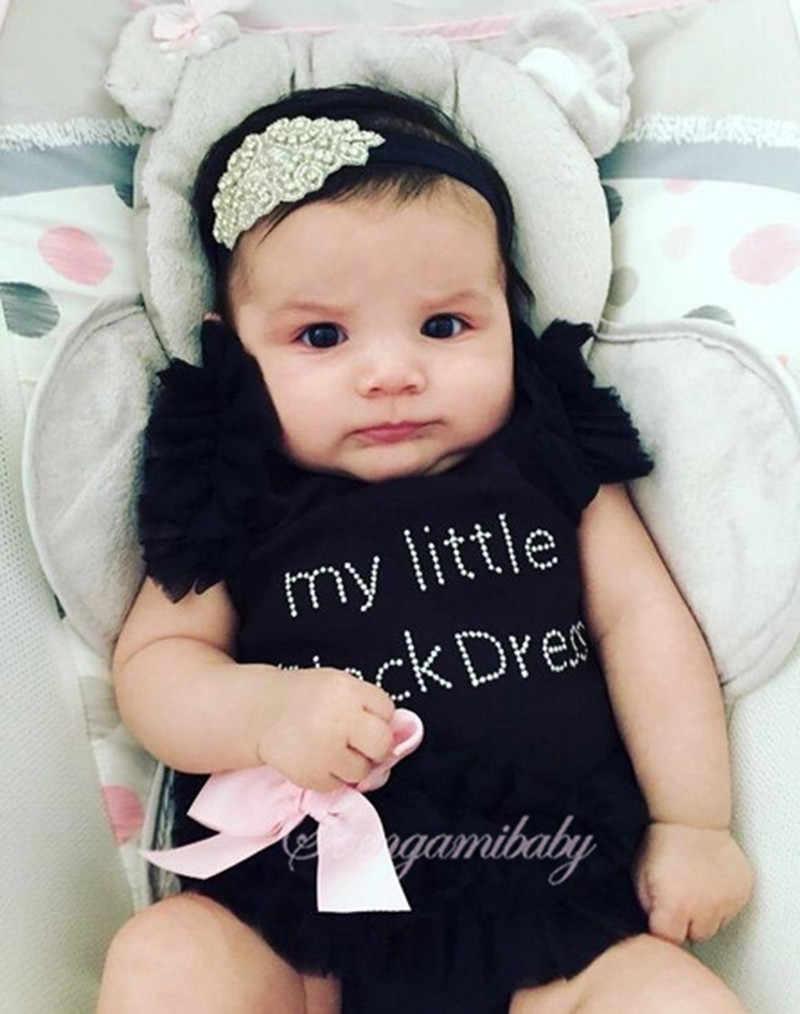Baby rompers newborn girl jumpsuit pajamas black baby born costume for kids romper 1 year birthday