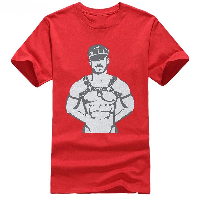 Gay Pride Funny T Shirt Men Funny Cotton Short Sleeve T-shirt  Classic Quality High T Shirt Summer 2018