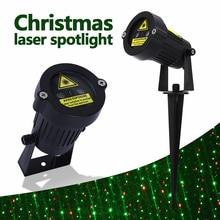Премиум Открытый украшения сада Водонепроницаемый IP65 Рождество лазерный прожектор свет звезды проектор душ с пульта дистанционного управления