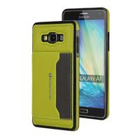 Luxury High-grade PU Leather Wallet Case For Samsung Galaxy S5 S6 edge Plus Note5 A7 Stand Design Style with Card Slot