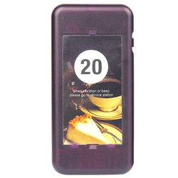 Call Coaster Pager Receiver for Restaurant TIVDIO Wireless Paging Queuing System 433MHz Restaurants Equipments F4427A