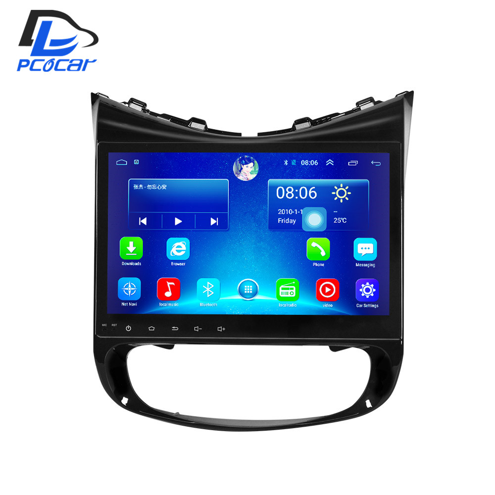 32G ROM android car gps multimedia video radio player in dash for Haima Family 323 car navigaton stereo 9 inch big screen