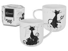Кружка Carmani, Crazy Cats, Кошка с котятами, 500 мл