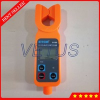 ETCR9100 Digital AC Ammeter with Portable High/Low Voltage AC Leakage Current Clamp Meter Measurement