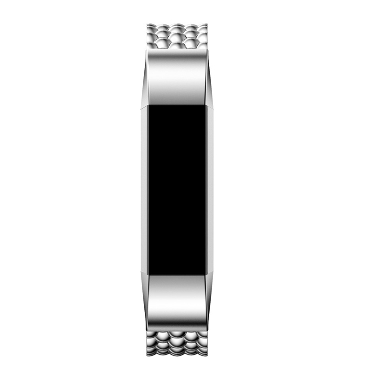 Ouhaobin 145-245mm Stainless Steel Watch Band Wrist strap Contracted design For Fitbit Alta HR Smart Watch drop ship Feb 14 c3