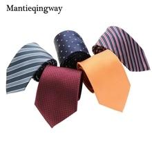 ФОТО fashion men's suits necktie polyester silk prited plaid ties floral gravata for mens suit business & bridegroom classic neck tie