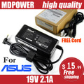 MDPOWER For ASUS EeePC 1215B 1215B 1215N notebook laptop power supply power AC adapter charger cord 19V 2.1A