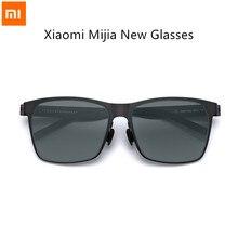 Xiaomi Mijia Кастомизация TS нейлон поляризованные солнцезащитные очки ультра-тонкий легкий предназначен для путешествий на открытом воздухе