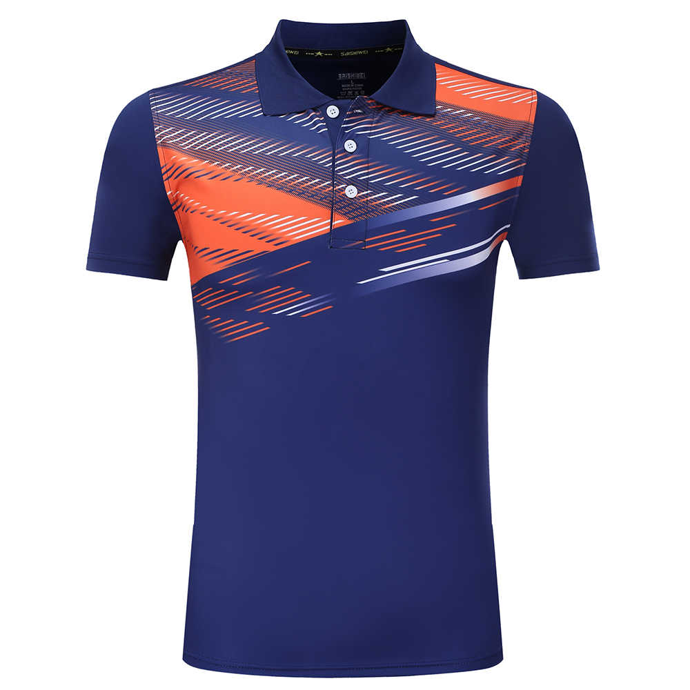 New Quick dry Badminton Clothes, sports shirt ,Tennis t shirt Male/Female  ,Table Tennis shirt , Tennis shirts  3870AB