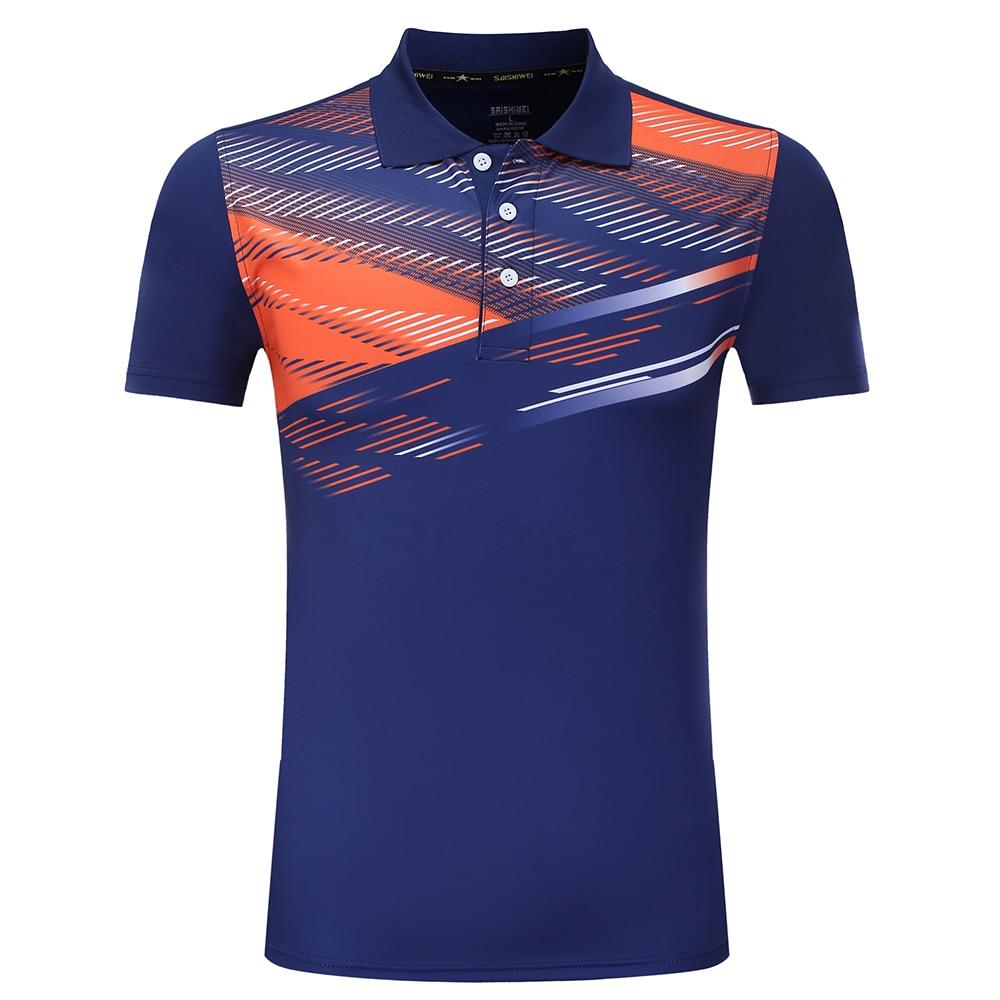 New Quick dry Badminton Clothes, sports shirt ,Tennis t shirt Male/Female ,Table Tennis shirt , Tennis shirts 3870AB