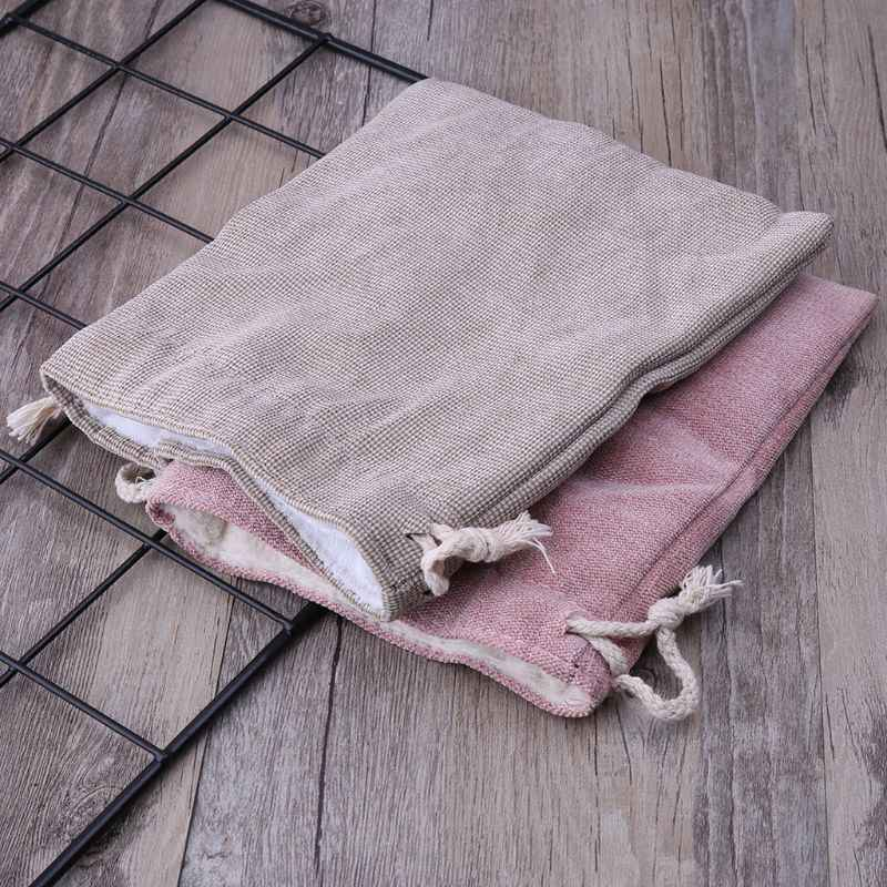 مقلاع حقيبة الصوف النسيج المحمولة اطلاق النار التكتيكية المنجنيق معالجة لينة سميكة حامي حبل مرن حبل الإكسسوارات
