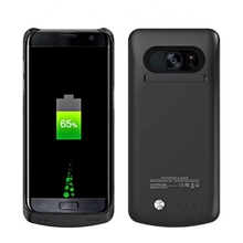 Ultra Slim Backup External Battery Charger Case Powerbank Cover For Samsung Galaxy S7 G9300 4200mAh S7