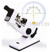 Manual Lensmeter Lensómetro Focimeter Optometría Máquina AC/DC NJC-6