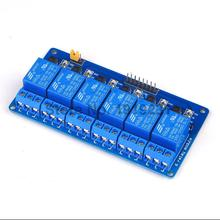 1PCS 6 Channel 12V Relay Module Optical Coupling 6Channel Relay Module for Arduino