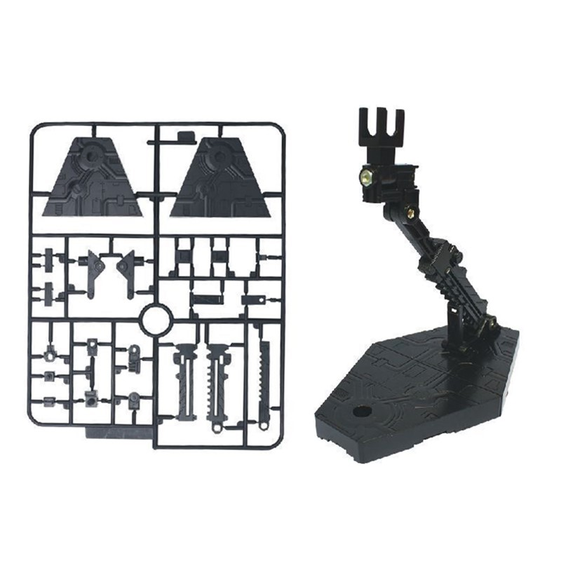 1 pc Anime Mobile suit Gundam model all-purpose bracket RG HG 1/144 SD,robot soul,shf action figures base Adjustable length new arrive 1 pc japanese black metal alloy heavy blade sword accessorie for 1 144 hg rg mg unicorn gundam action figure toy