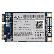 Kingfast msata mini pc interno sata ii/iii mlc 128 gb con cache128mb de estado sólido unidad de disco duro para tablet pc loptop/escritorio