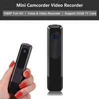C181 Camera Mini Giọng Nói Quay Video Hội Nghị Bút 1080 P Mini Dài Khoảng Cách Video Camera Hỗ Trợ Thẻ TF USB Sport máy quay phim
