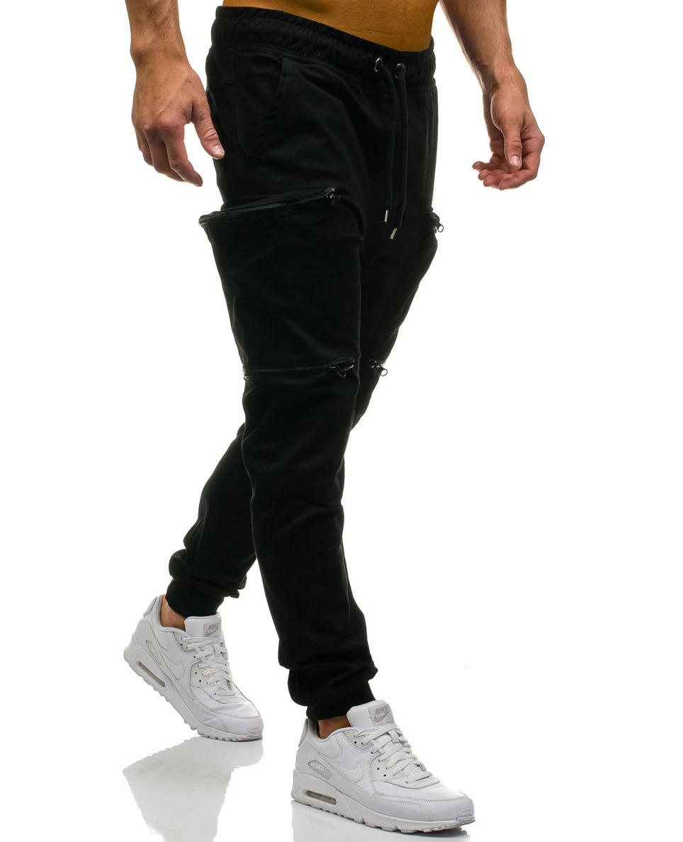 HTB1KdPkLYrpK1RjSZTEq6AWAVXak Mens Joggers 2019 New Red Camouflage Multi-Pockets Cargo Pants Men Cotton Harem Pants Hip Hop Trousers Streetwear XXXL