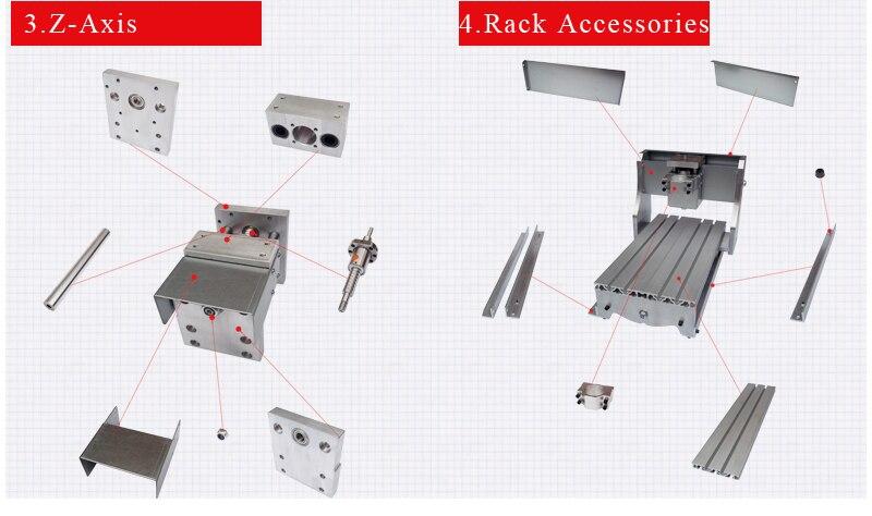 3020 CNC Frame 3axis (14)