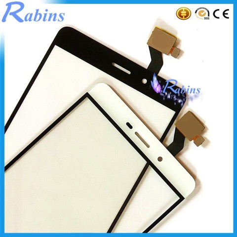 """SYRINX 5.5 """" Mobile Phone For Elephone P9000 Touch Screen Panel Digitizer Sensor Touch Front Glass Touchscreen 3M Stickers Lahore"""
