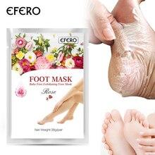 Маска для ног для малышей, увлажняющие, педикюрные носки для пилинга, отшелушивающие носки, спа, для удаления омертвевшей кожи, крем для ухода за ногами, Волшебная Кожа TSLM2