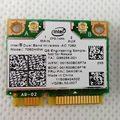 Novo cartão para Intel Dual Band Sem Fio-ac 7260 7260hmw Metade Mini Pci-E 802.11 Ac wi-fi BlueTooth 4.0 BT para IBM Lenovo 04W3814