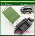 New Heater Resistor For Mercedes-Benz Sprinter W901-905 OE# 0018216760