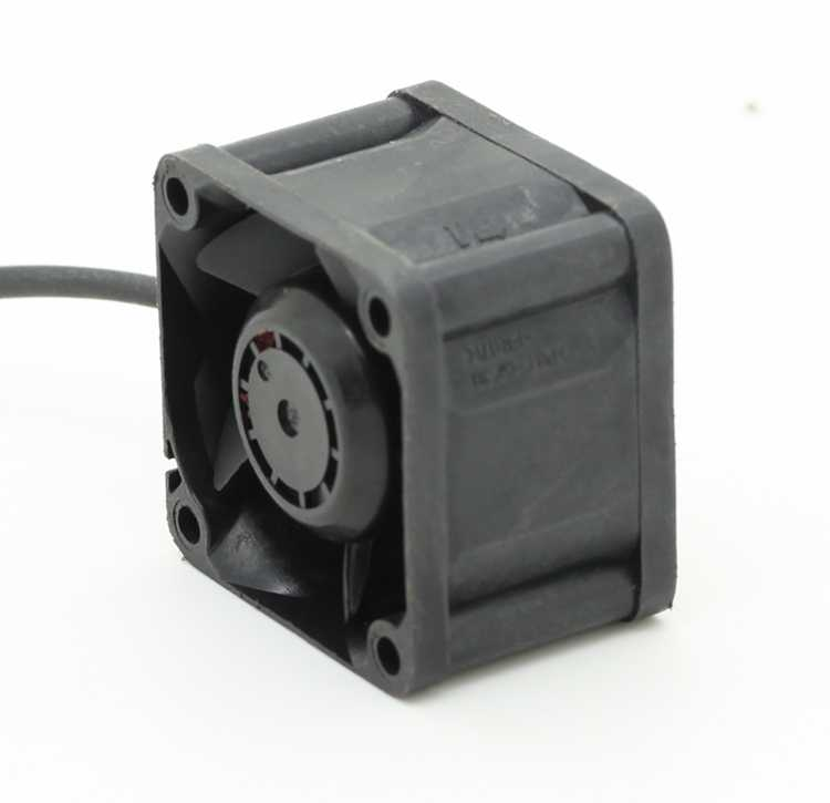 Dla Nidec nowy i wyjątkowy okazja W40S12BS4A5-57 4028 4 cm 12 V 0.73A serwera fanów 40*40*28mm