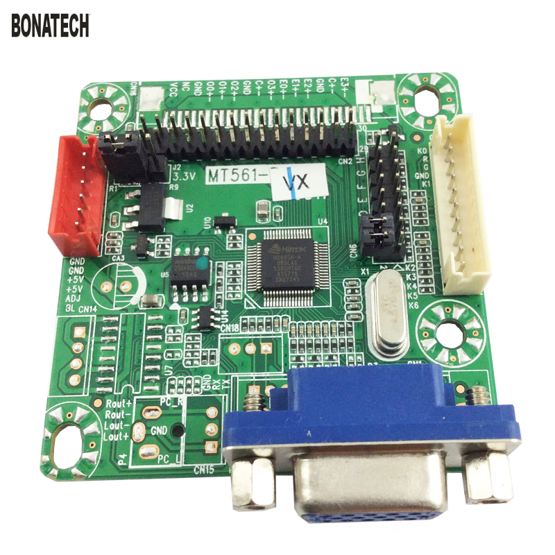Controller-Board Driver Lcd-Monitor Wide-Lvds MT561-B 10inch For 5V