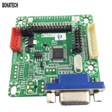 MT561-B Monitor LCD Tablero de Conductor Del Controlador para 10 Pulgadas A 42 Pulgadas 5 V Universal de ancho Monitor LCD LVDS