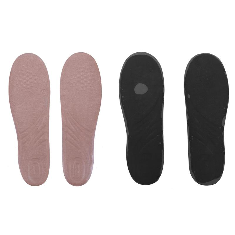 1 Pair Women High Heel Shoes Silicone Insole Pain Relief Foot Care Massage Pad Orthopedic Orthotic Arch Support Insoles Cushion
