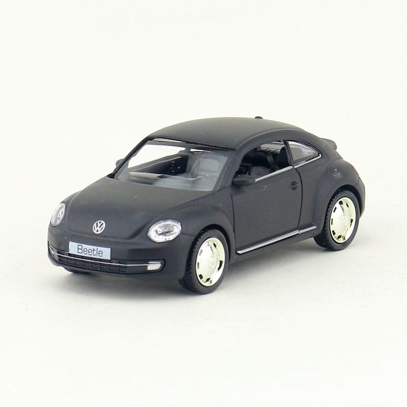 Toys & Hobbies Rmz City 1:32 Scale Car Model Toy/2012 Volkswagen New Beetle/diecast Metal/pull Back Car/toy For Gift/collection/kid