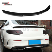 Mercedes W205 Carbon Fiber Spoiler Rear Spoiler Tail Wing FD Model for BENZ C Class W205 2 Door Coupe only