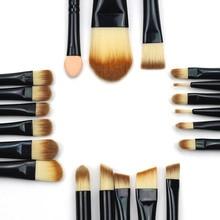 FGHGF 20Pcs/Sets 2017 New Eye Shadow Foundation Eyebrow Lip Brush Makeup Brushes Tool