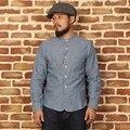 2016 бронсон обратно в старое время серии рубашка ман американский стиль старинные длинными рукавами рубашки