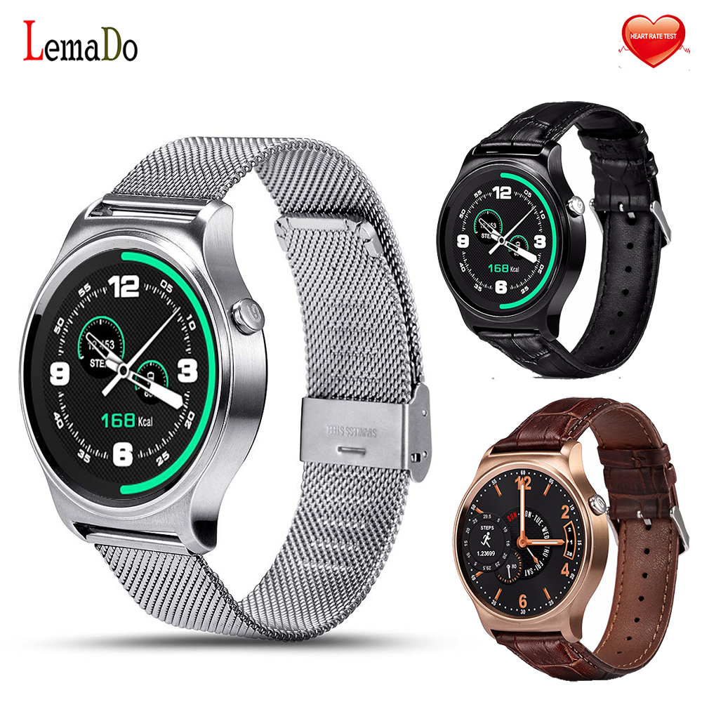 2016 New Bluetooth Smartwatch GW01 Smart watch for apple huawei IOS Andriod OS with Heart rate monitor Remote Camera wristwatch