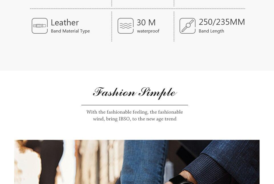 Luxury Watch Fashion 7.6MM 4