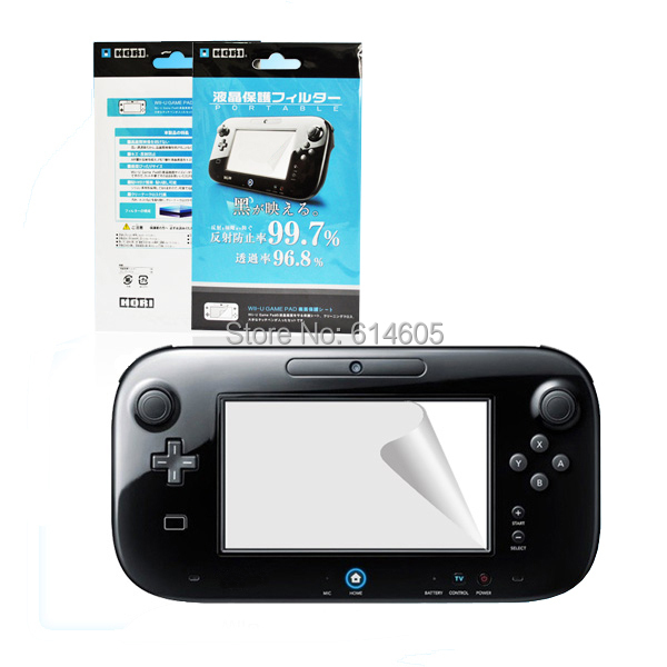 Wii u gamepad fix repair replacement part lcd screen backlight for