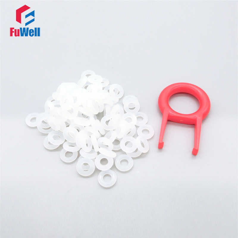 110pcs Keycaps O Ring Seal Switch Sound Dampeners For Cherry MX Keyboard Damper Replacement Noise Reduction Keyboard O-ring Seal