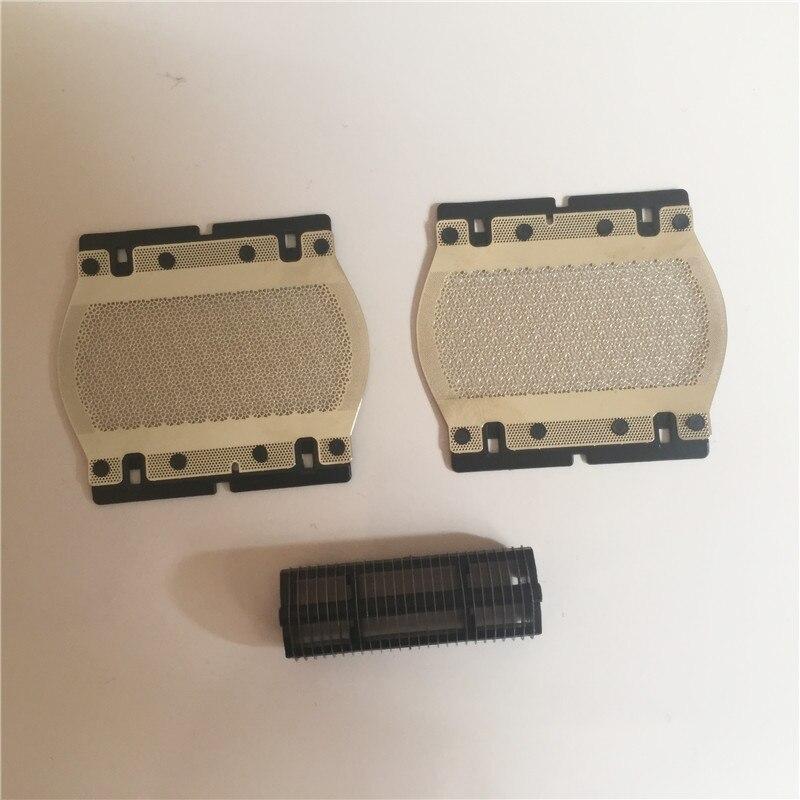 Nouveau 2 x 11B grille du Rasoir et 1 x lame pour BRAUN série 1 110 120 130 140 150 5684 5685 rasoir rasoir Livraison gratuite