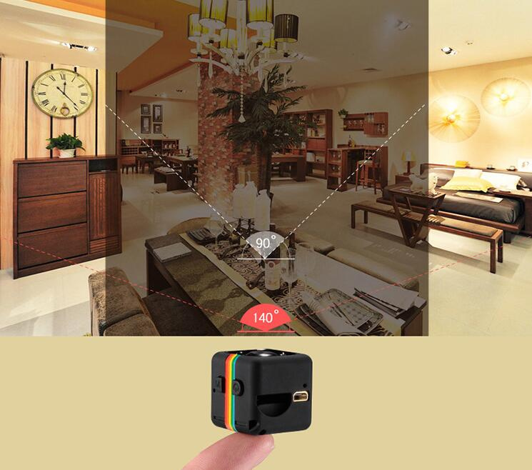 SQ11 HD 1080P Camera Mini camera DV Voice Video Recorder Action Camera Support TF Card slot