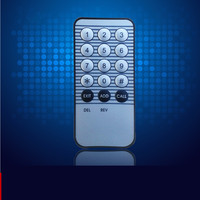 Small infrared remote \/Infrared decoder protocol remote control