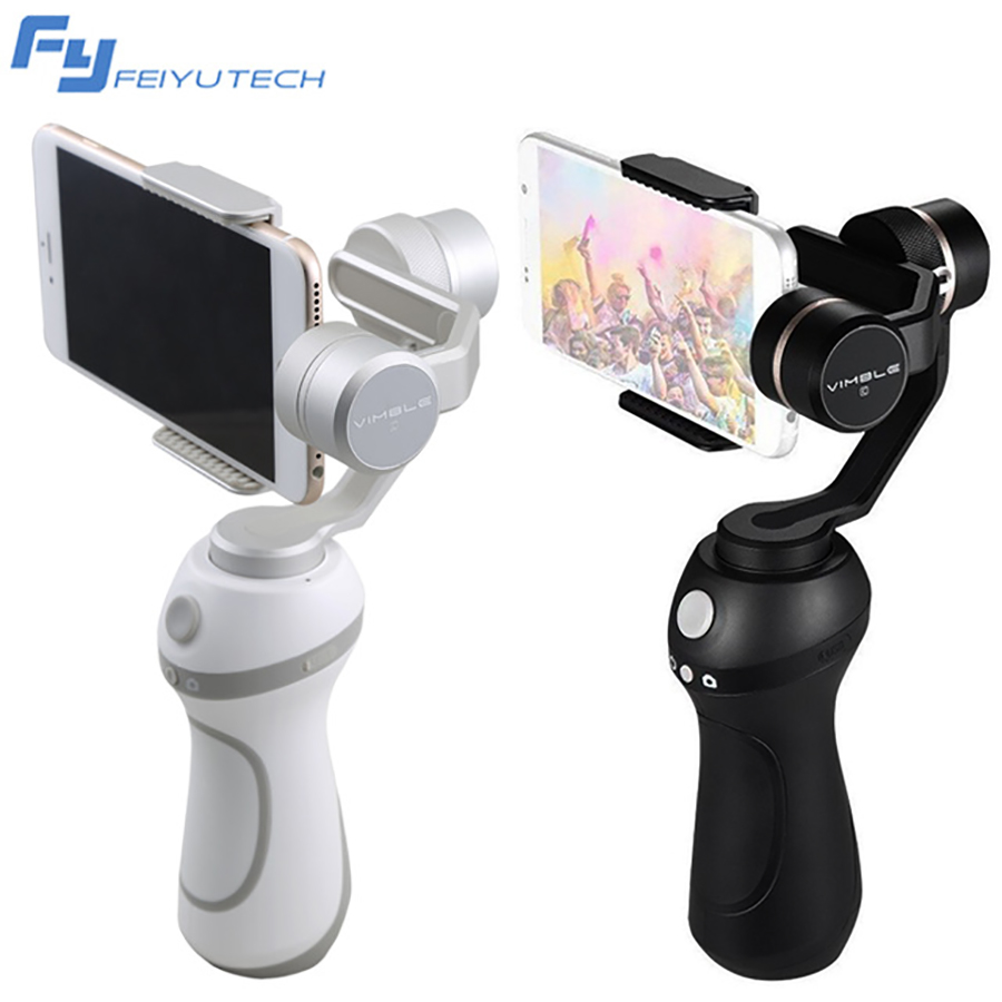 Feiyu Vimble C 3 Axis Handle Gimbal Stabilizer Smartphone 3-axis steadicam for Gopro iPhone Sumsung HuaWei VS Zhiyun Smooth Q
