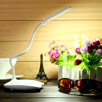 Adjustable USB LED Desk Table Lamp Fashion Reading Lamp Led Rechargable Luminaria De Mesa With 18