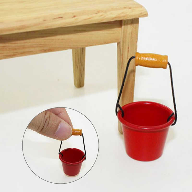 1:12 1Pc zabawki Mini zastawa stołowa domek dla lalek miniaturowe śniadanie mleko czajniczek miska na karmę ceramiczny wazon zestaw kuchenny lalki żywności