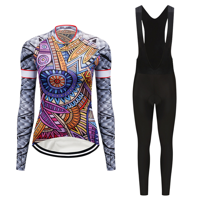 women's cycling jersey set pro gel bicycle clothes maillot mtb suit mountain bike clothing sports wear female dress skinsuit kit